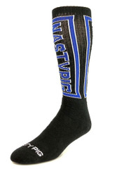 Blue - Nasty Pig Rival Sock 7399 - Front View - Topdrawers Underwear for Men