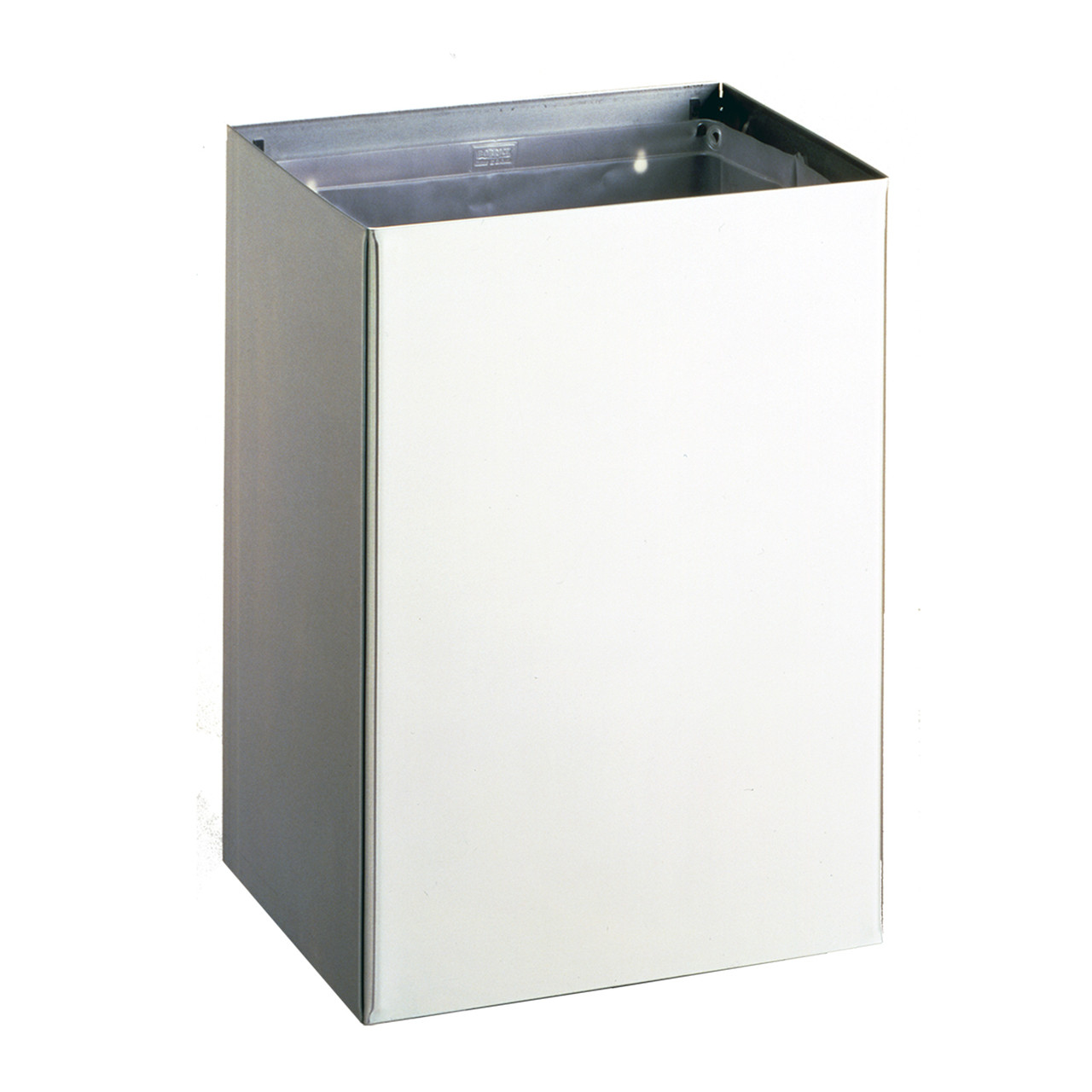 Bobrick B 275 Surface Mounted Waste Receptacle Handy