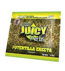 Juicy Jay Potentilla Erecta Flavor Herbal Blend - 0.25oz Pouch