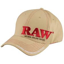 Raw Baseball Cap - Tan Color