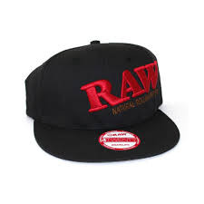 Raw Flex Hat - Black Color