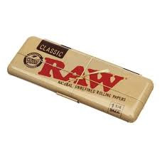Raw 1 1/4 Size Paper Tin