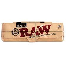 Raw King Size Paper Tin