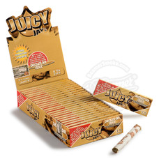 Juicy Jay's Cookie Dough Flavor 1 ¼ Size Rolling Papers