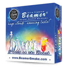 Beamer Premium Herbal Shisha Hookah Molasses - Multiple Flavors and Multiple Sizes