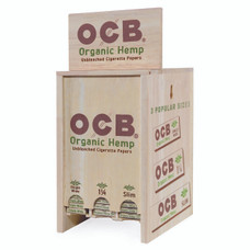 OCB Rolling Paper 3 Box DIsplay