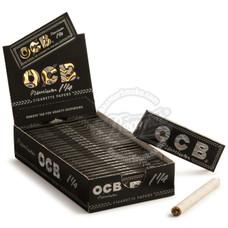 OCB Premium 1 ¼ Size Rolling Papers