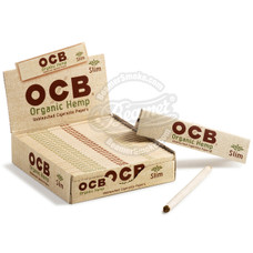 OCB Organic Hemp King Size Slim Rolling Papers