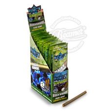 Juicy Jay's Black N Blueberry Flavor Hemp Wraps - 2 Count Packs