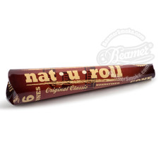 Nat-U-Roll Original 1 ¼ Size Pre-Rolled Cones - 6 Count Packs