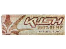Kush 100% Hemp 1 ¼ Size Rolling Papers