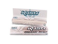 Kush Organic Hemp 1 ¼ Size Rolling Papers