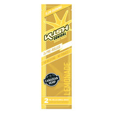 Kush Lemonade Herbal Cone 2 Count Pack
