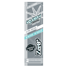Kush Zero Herbal Cone 2 Count Pack