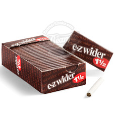 EZ Wider 1 ½ Size Rolling Papers
