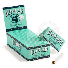 Bugler Single Wide Rolling Paper - You Pick Quantity