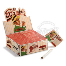 Big Bambú 1 ½ Size Classic Rolling Papers