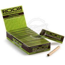 Roor Unbleached 1 ¼ Size Rolling Papers