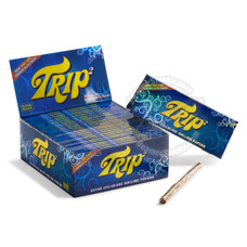 Trip King Size Transparent Rolling Paper - You Pick Quantity