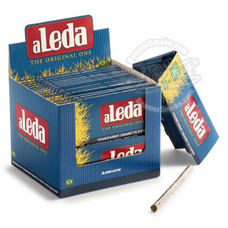Aleda Blue Pack Transparent King Size Slim Rolling Papers