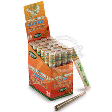 Cyclones Tiki Tango Flavor Transparent Cones - 2 Count Packs