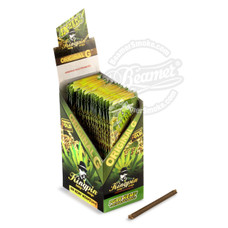 Kingpin Original G Flavor Hemp Wraps - 4 Count Packs