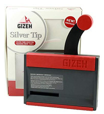 Gizeh Silver Tip Plastic Injector
