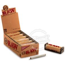 Raw 70mm Hemp Plastic Roller