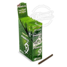 Primal Yerba Mate Herbal Wraps 2-Count Pack - You Pick Quantity