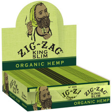Zig Zag Organic Hemp King Size Rolling Papers