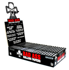 Bad Ass 1 1/4 Size Rolling Paper