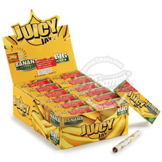 Juicy Jay's Banana Flavor Rolling Paper Roll