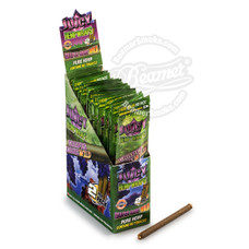 Juicy Jay's Grapes Gone Wild Flavor Hemp Wraps - 2 Count Packs