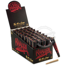 Wiz Khalifa x Raw Natural 1 ¼ Size Pre-Rolled Cones - 6 Count Packs