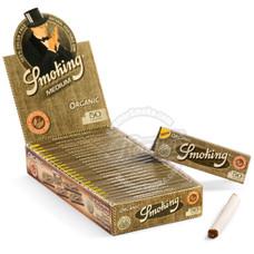 Smoking Organic 1 ¼ Size Rolling Papers
