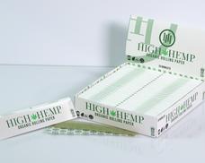 High Hemp Organic Hemp King Size Rolling Papers