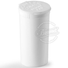 Beamer 13 Dram Pop Top Storage Jar
