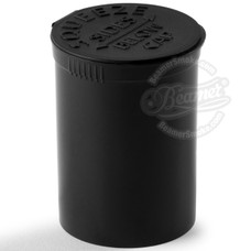 Beamer 30 Dram Pop Top Storage Jar