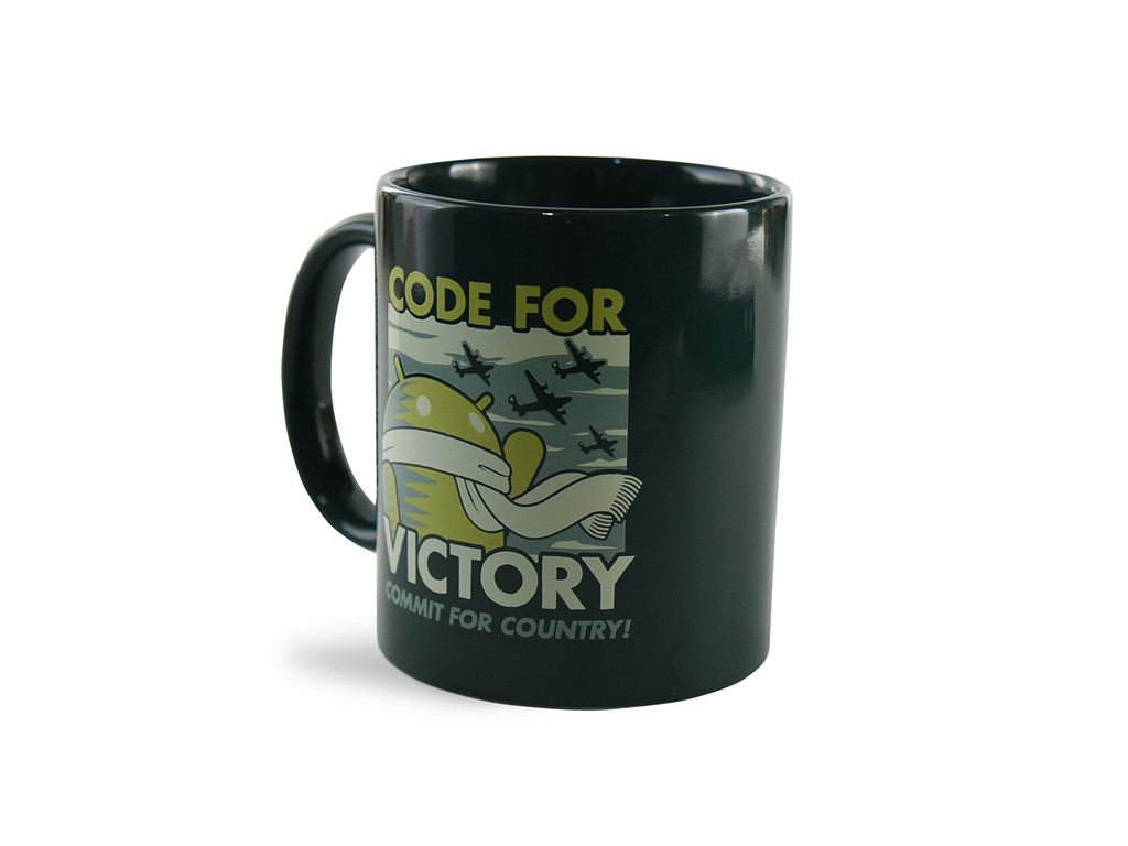 Code For Victory Mug