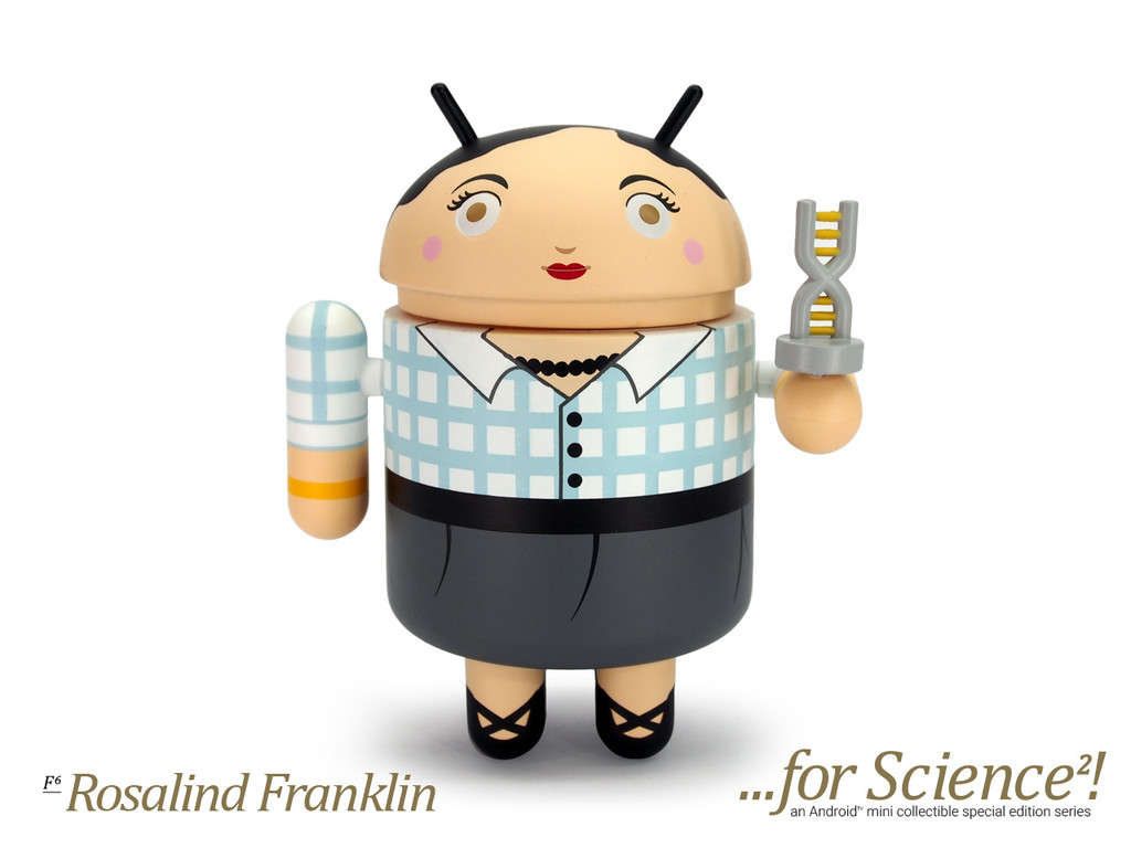 Android Mini For Science - Rosalind Franklin