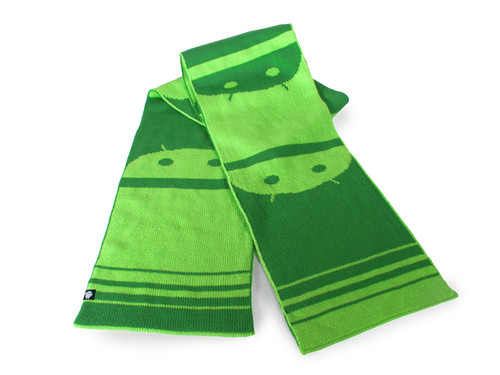 Android Big Bot Scarf
