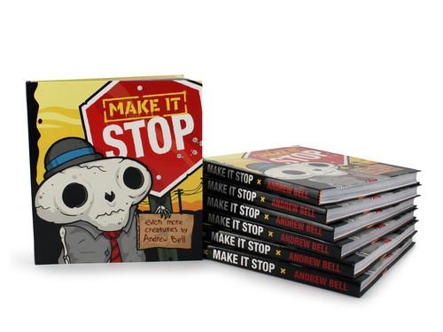 Make It Stop Book