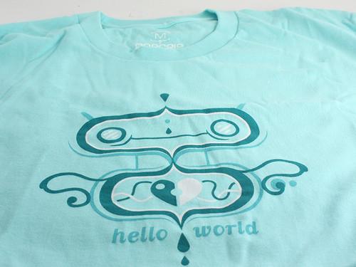 Android Foundry Hello World T-Shirt