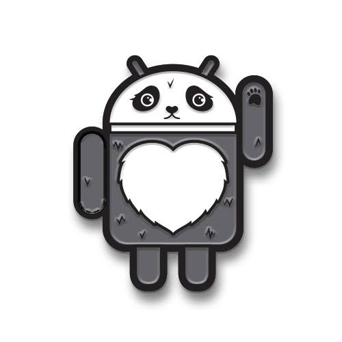 Panda Android Pin