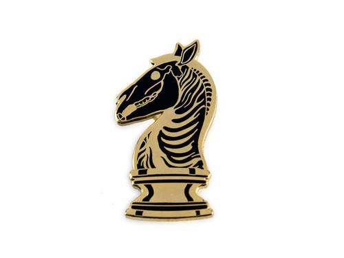 Last Knight Enamel Pin Gold Edition