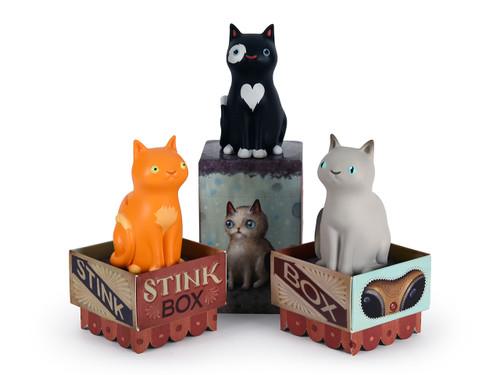 Stink Box Cat