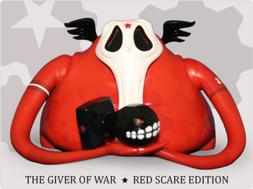 The Giver of War: Red Scare