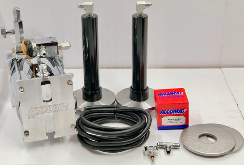 Back Hydraulics Kit w/ (Black Cylinders & Shallow Cups)