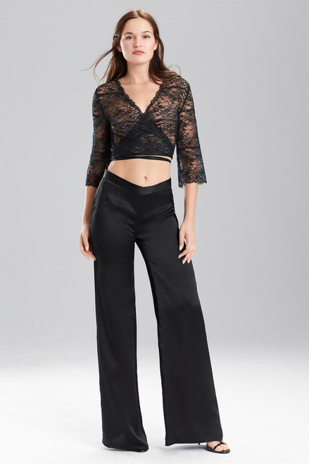 Buy Josie Natori Key Wide Leg Pants from