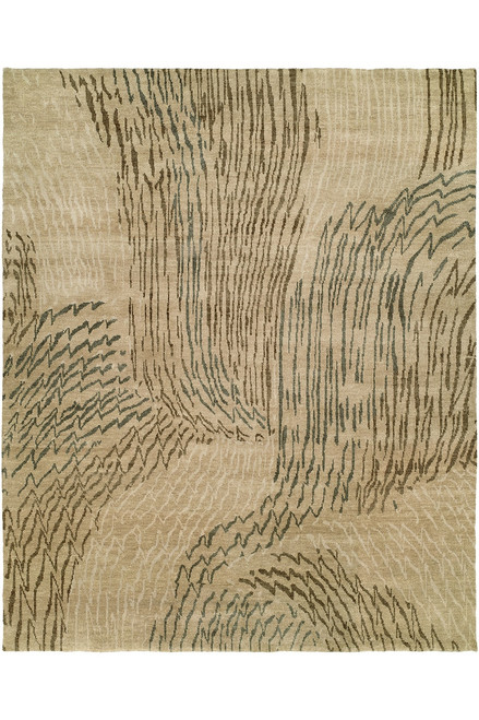 Buy Natori Dynasty- Waterfall Light Tones Rug from